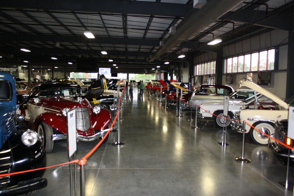 Branson Auto & Farm Museum