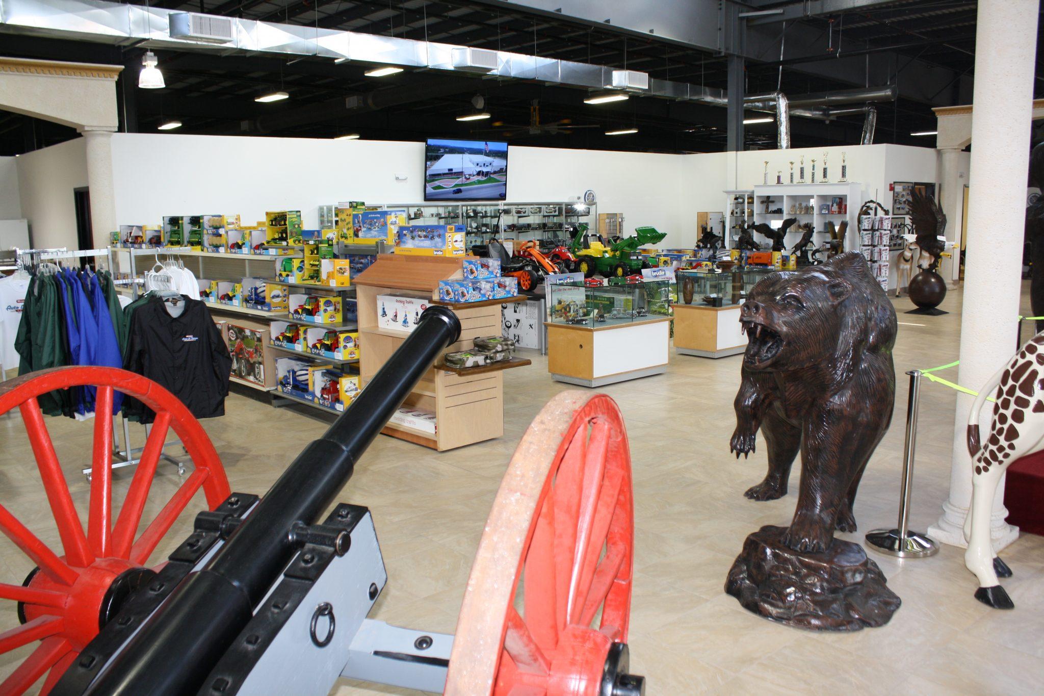 Gift Shop - Branson Auto & Farm Museum