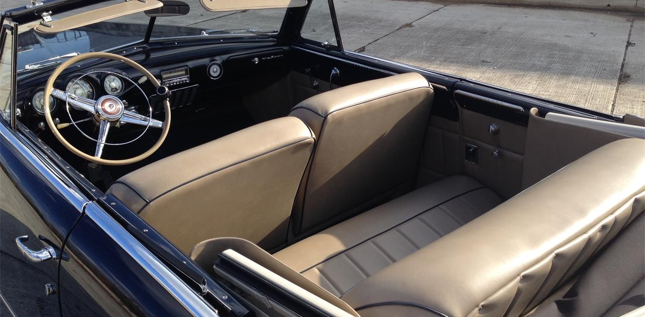 1951 DeSoto Convertible