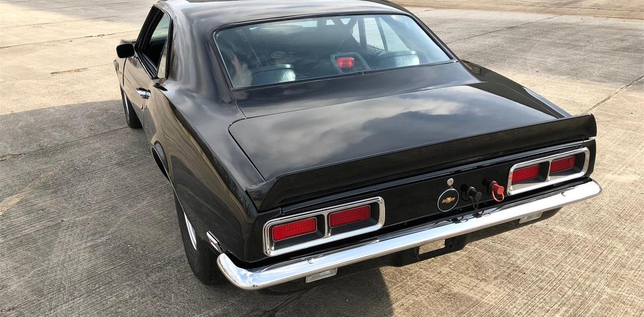 1968 Chevrolet Pro Street