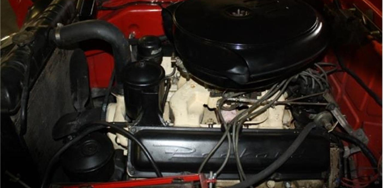 1955 Packard 400