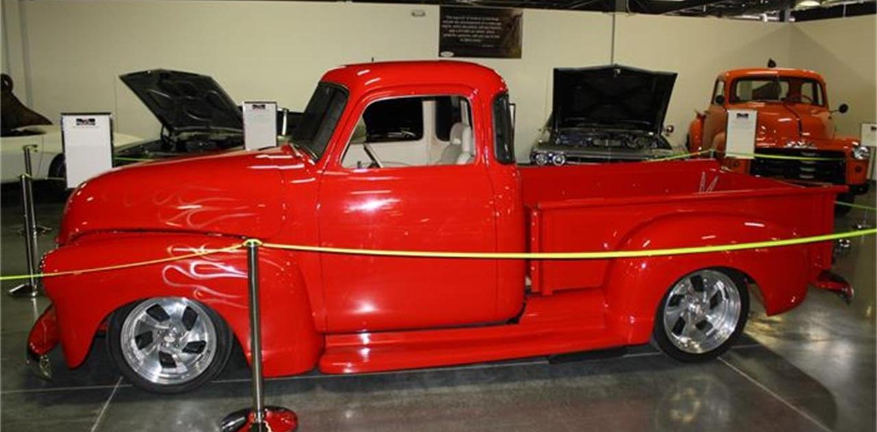 1948 Chevrolet 5-Window Pickup