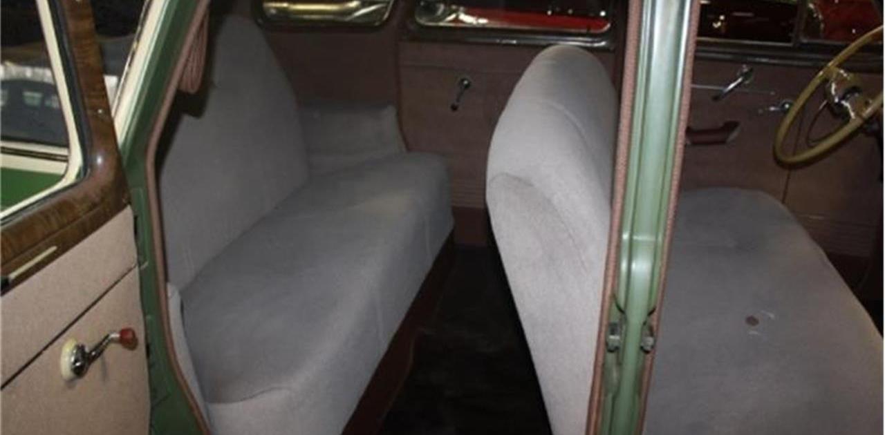 1942 Nash 600