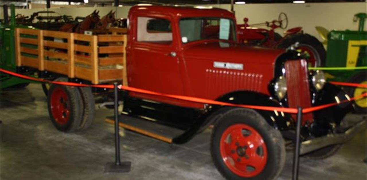 1933 Dodge 1/2 Ton Pickup