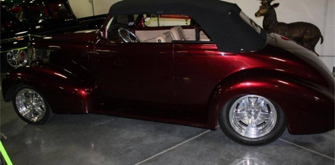1939 Chevrolet Convertible