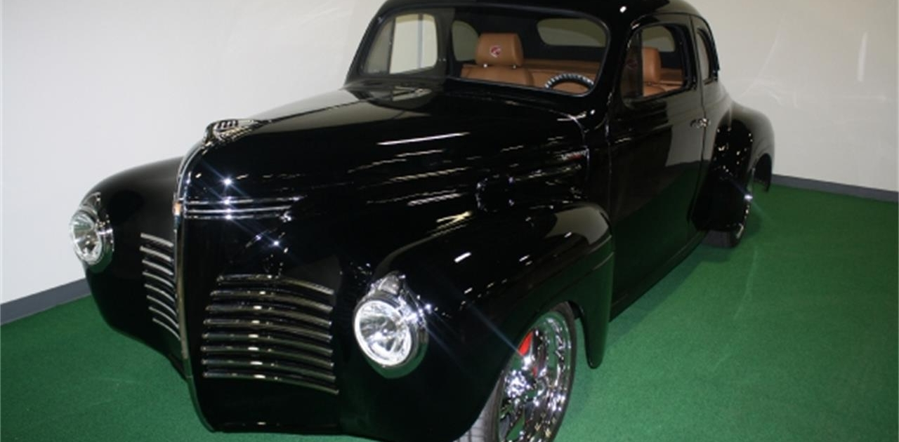 1940 Plymouth Custom