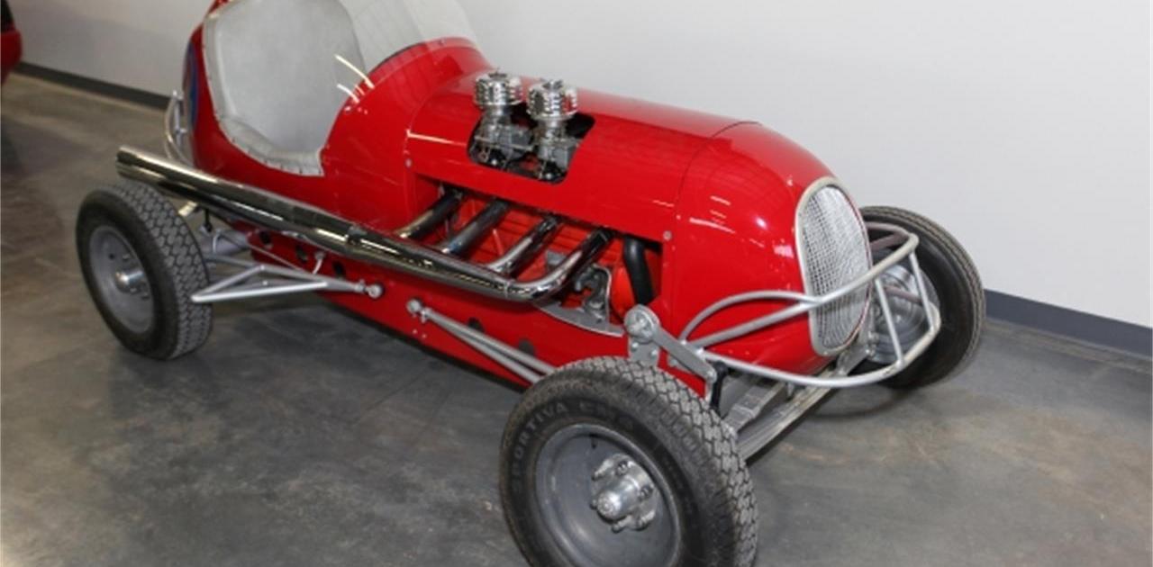 1949 Studebaker Midget Racing