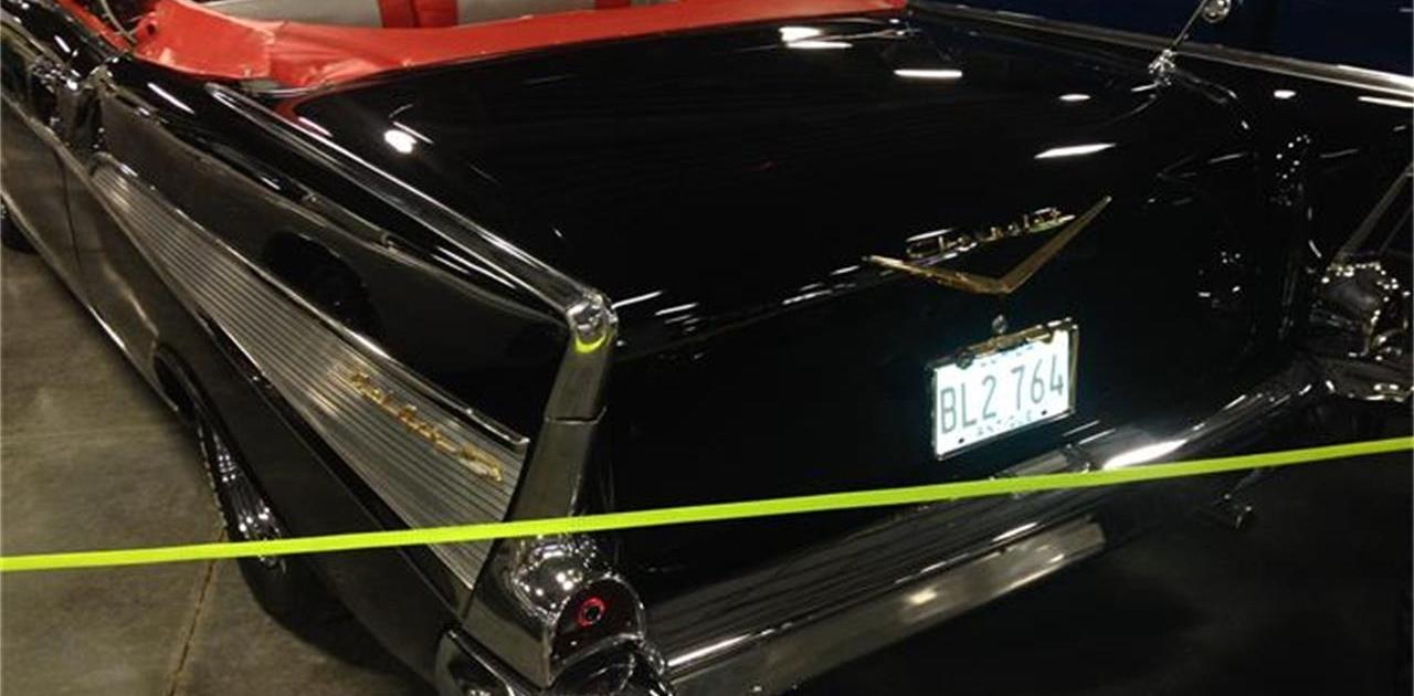 1957 Chevrolet 2 Door Standard