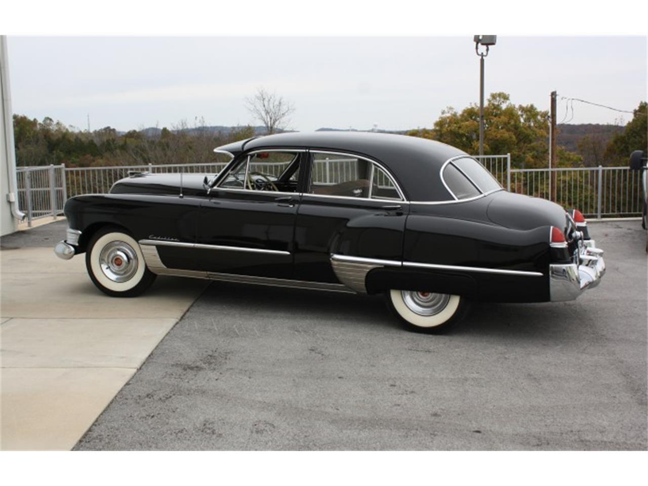 1949 Cadillac Series 62 - Branson Auto & Farm Museum