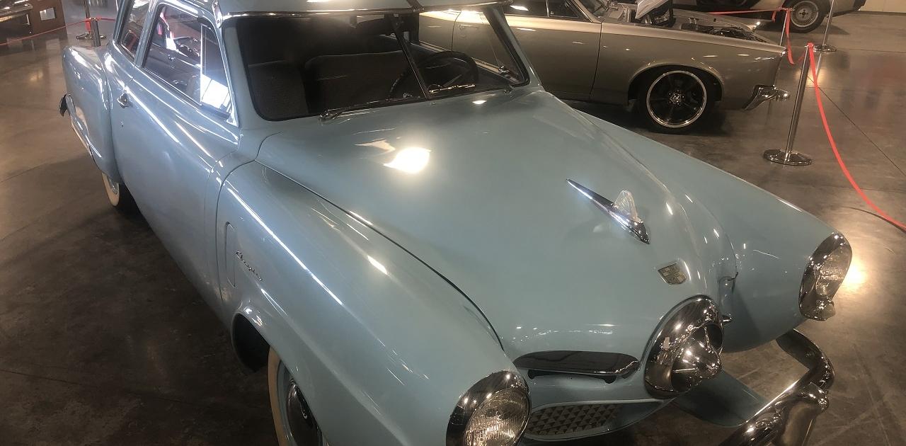 1950 Studebaker Champion Bullet Nose