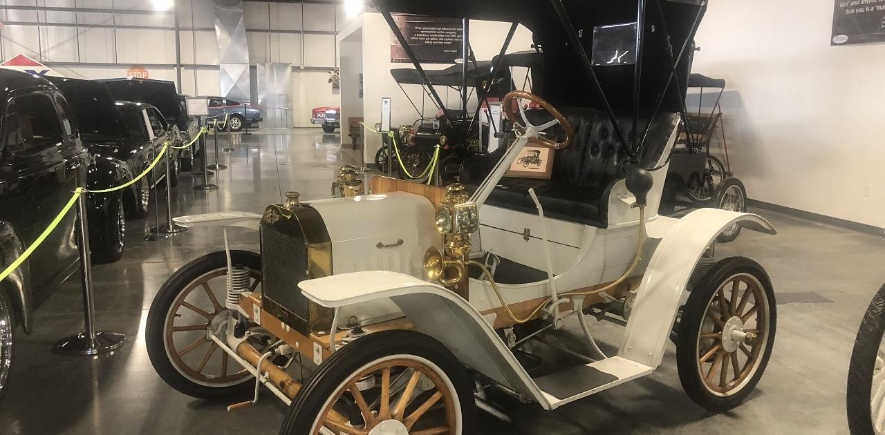 1908 Brush Model B