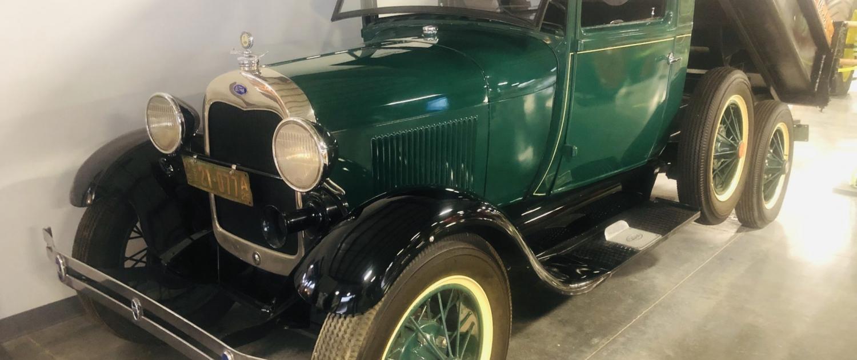 1929 Ford Model AA Dump Truck