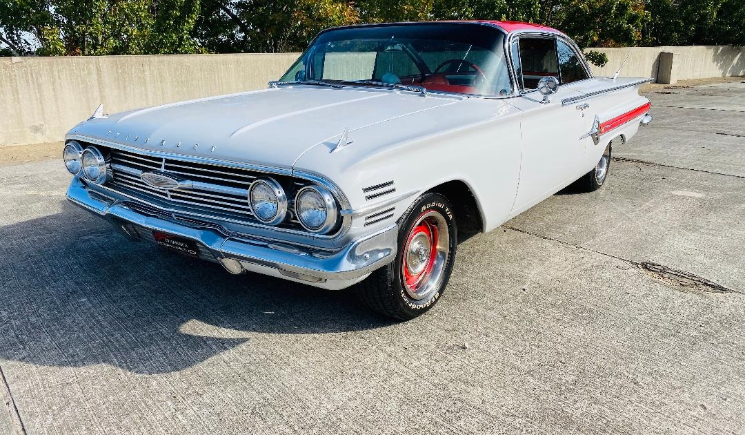 1960 Chevy Impala Sport Coupe