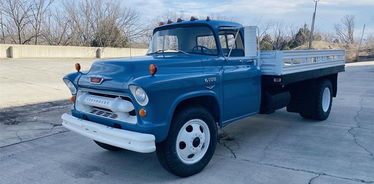 1955 Chevrolet Truck 6100